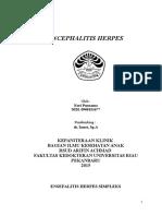 Case Ensefalitis Herpes