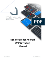DSE-Mobile User Manual