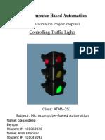 Traffic Light Project Proposal
