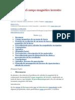 Medición del campo magnético terrestre.doc