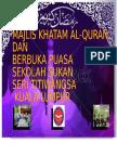 Banner Khatam Alquran