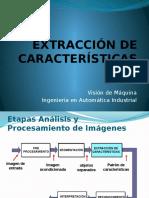 4. Extraccion de Caracteristicas