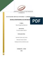 Deontología Profesional - I Unidad Tareas 04