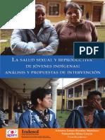 Salud Sexual Indígenas_Rosales y Mino