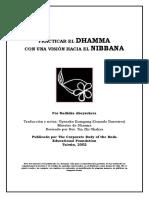 Practicar El Dhamma Completo