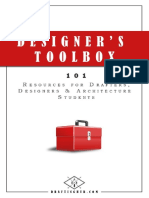 Designer's Toolbox - 101 Resources for Drafters, Designers & Architecture Students