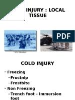 K - 3 Cold Injury (Fisiologi)