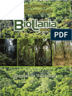 Bosques en Venezuela