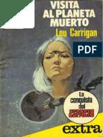 LCDEE 19 - Lou Carrigan - Visita Al Planeta Muerto