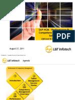PradeepPathak LT Infotech-SAP Performance Competency Management-Pradeep Pathak