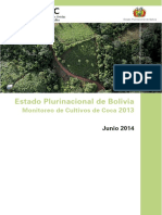 Bolivia Coca Survey 2014 Web
