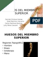 Anatomia Huesosdelmiembrosuperior 100911222253 Phpapp02
