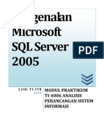 Modul 2 SQL Server 2005