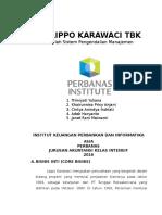 Makalah PT. Lippo Karawaci Tbk