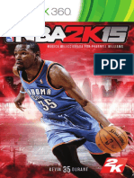 Nba 2k15 360 Online Manual Spa