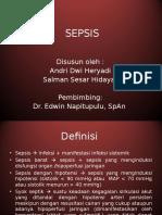 Ppt Sepsis