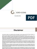 Geo Coal