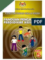 Bahan Sokongan Modul PdP Pendidikan Kesihatan Tahun 5