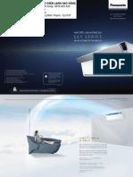 Catalogue máy lạnh treo tường Panasonic 2016/2017