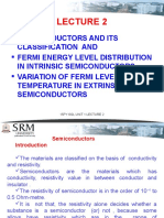 Material Science SRM 1st year Unit 1  LECTURE NOTES-6