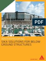 Waterproofing Brochure