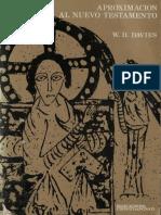 Aproximación al Nuevo Testamento - W. D. Davies.pdf
