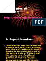 7 Principles of Kemalism ppt