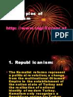 7 Principles of Kemalism ppt