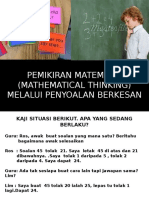 kategori 1- 6 Mason mathematical thinking.pptx