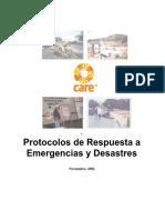Protocolo de Emergencia
