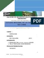 Estudio Integral de La Cuenca Del Rio Chira