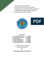 Sam Kelompok 5 Activity Base Budgeting