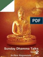 Sunday Dhammt Talk 2