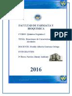 Quimica Organica 1 Informe 1