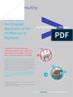Accenture Virtual Health the Untapped Opportunity to Get the Most Out of Healthcare