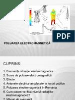 Poluarea electromagnetică