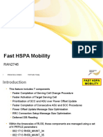 RAN2746 Fast HSPA Mobility