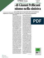 """""""Il Riformismo a Venezia e in Italia"""" - La Nuova Venezia"""