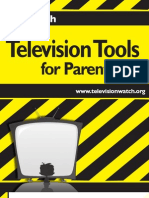 Television Tools for Parents 101