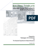 Green Building Template