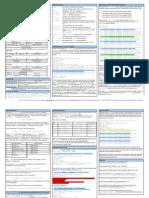 IPv6 Cheat Sheet