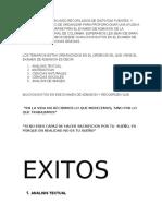 Temarios Unal 2015-1
