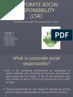 Group 3 CSR[1]