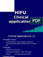 HIFU  Application