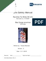 Nyumba Site Safety Manual ENG v.2