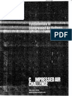 Fundamentals of Compressed Air System