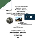 Tinjauan Sosial Budaya Candi Borobudur