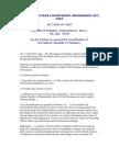 The Constitution (Fourteenth Amendment) Act, 1997