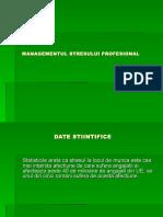 Managementul Stresului Profes