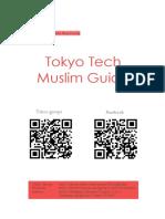 Tokyo Tech Muslim Guide